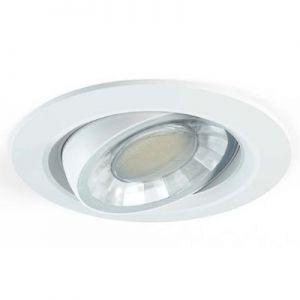 LED inbouw spot rond COMPAC R IP44 2700K