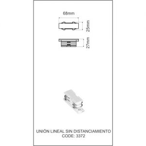 Koppelstuk-Kort-voor-3-Fase-Spanningsrail-