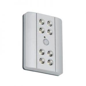 led mobiele opbouw lamp  grijs