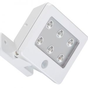led opbouw lamp buiten wit