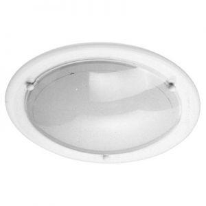 Plafondlamp  aanb.   wit E27 max.60 Watt
