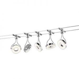 Spankabel set Led 5 x 3.8  Watt  rennes