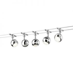 Spankabel set Led 5 x 3.8  Watt  baloubet