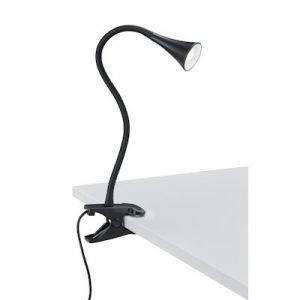 Klemlamp    Led 3 Watt  flex zwart