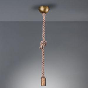 Hanglamp rope   1x E27  max 60 Watt