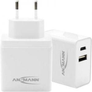 USB lader maximaal 24W