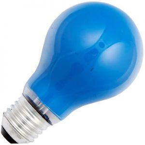 Normaal 60 watt Blauw Mat
