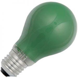 Normaal 60 watt Groen Mat
