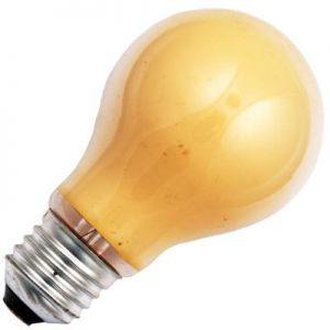 Normaal 60 watt Geel Mat
