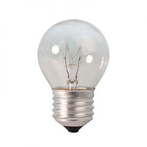 Kogellamp 15 watt Helder E27