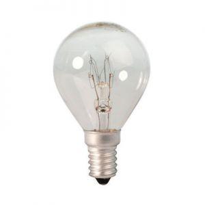 Kogellamp 15 watt Helder E14