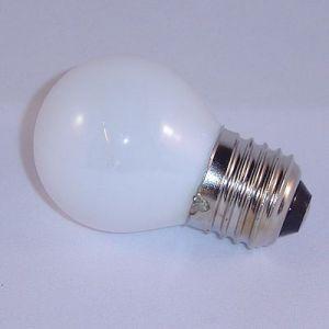 Kogellamp 60 watt Opaal E27