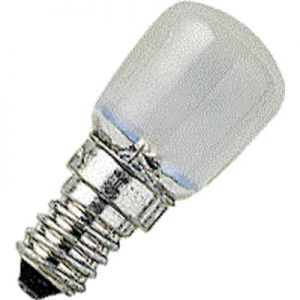 Schakelbordlamp 15 watt E14 Mat