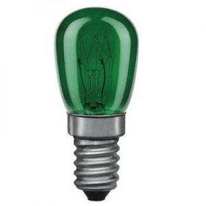 Schakelbordlamp 15 watt E14 Helder Groen