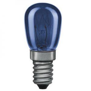 Schakelbordlamp 15 watt E14 Helder Blauw