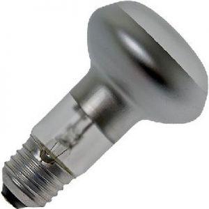 Reflectorlamp 60 watt E27 63mm