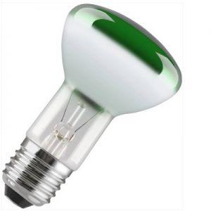 Reflectorlamp 40 watt E27 63mm Groen