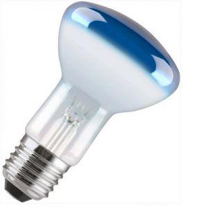 Reflectorlamp 40 watt E27 63mm Blauw