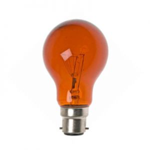 Haardvuurlamp 60 watt B22d