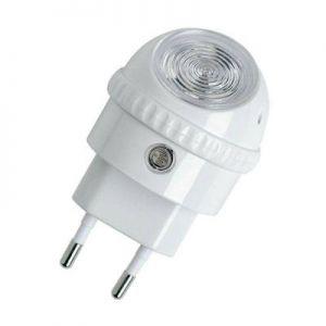 LED nachtlampje voor in stopcontact met sensor