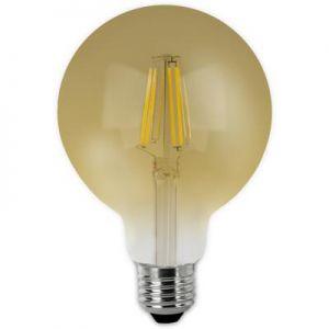 Ledlamp Vintage Globe E27 80mm.