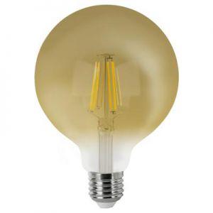 Ledlamp Vintage Globe E27 95mm.