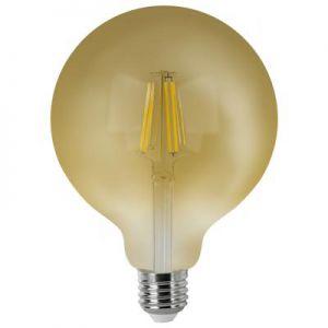 Ledlamp Vintage Globe E27 125mm.