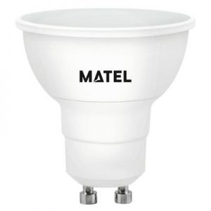 Ledlamp RGB GU10 lamp
