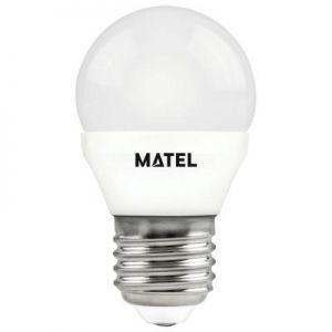 Ledlamp RGB Kogellamp E27