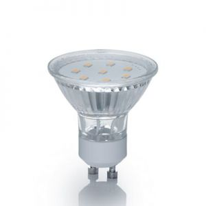 led reflector 5w. gu10 dim switch led
