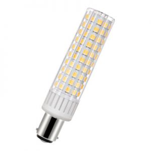 LED lamp BA15d 6.5 Watt
