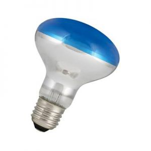 Led Reflector lamp R80 Blauw