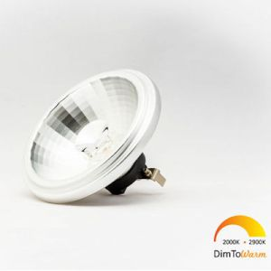Vintage Led Light AR111 12w. dim to warm