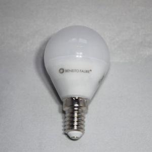 Kogel lamp ESFERICA E14 5000K