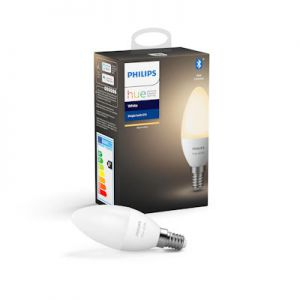Philips Hue bluetooth kaars e14 1p white