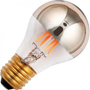 Led Lamp Kopspiegel 4w. E27 Goud