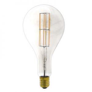 Calex-LED-Full-Glass-LongFilament-Splash-240V-11W-E40-PS160,-Clear-2300K-Dimmable