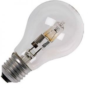 Normaal  53 watt       E27