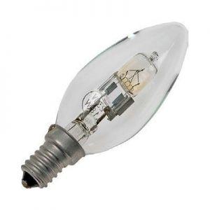 Kaars  28 watt helder E14