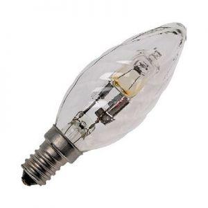 Kaars  42 watt helder gedraaid E14