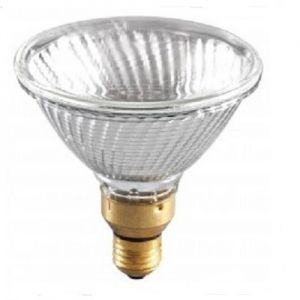 reflector lamp halogeen 75 watt
