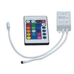 Afstandsbeding en controler voor LEDstri