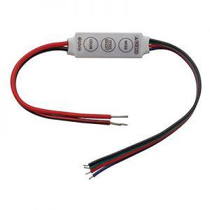 Mini RGB contoler voor LEDstrip