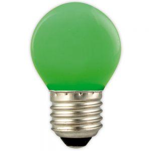 Calex  Gekleurde LED Lamp Kogel E27 Groen