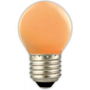 Led kogel P45 gekleurd oranje