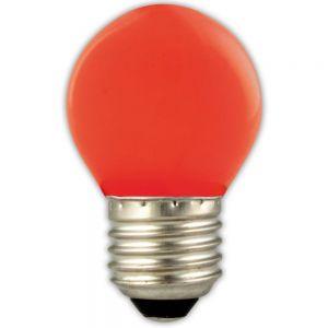 Calex  Gekleurde LED Lamp Kogel E27 Rood