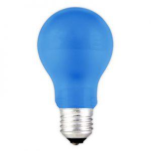 Led lamp A60 gekleurd blauw