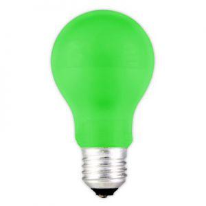 Led lamp A60 gekleurd groen