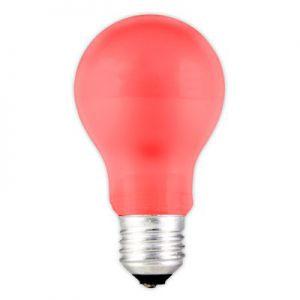 Led lamp A60 gekleurd rood