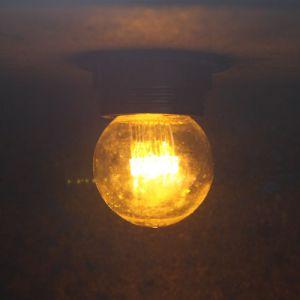 FDL Gekleurde LED Lamp Kogel E27 WarmWit